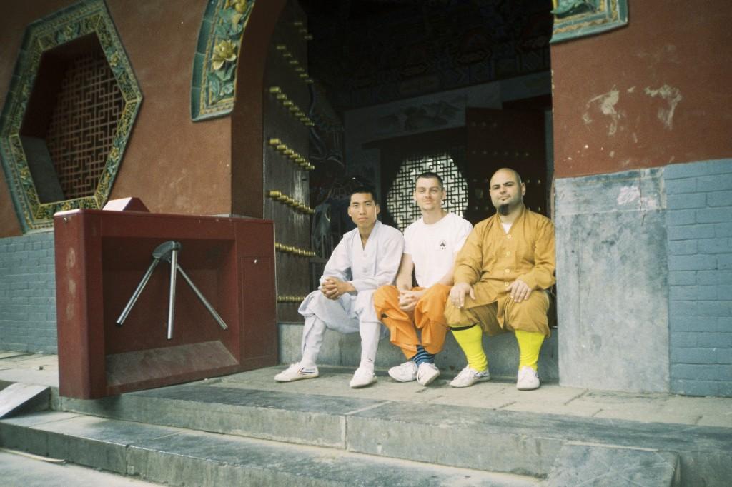Nuo mados iki kung fu - vienas žingsnis