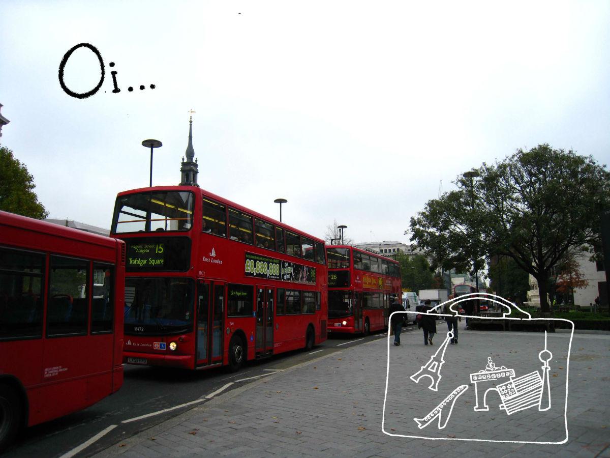 """""""Šviežios"""" emigrantės monologas  arba nespjauk ant Londono, nes..."""
