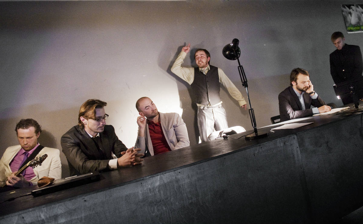 A.Mamontovas gimtadienį atšvęs su gerbėjais