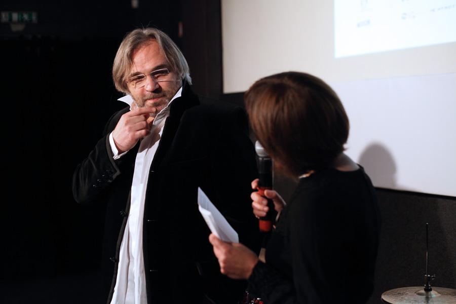 Festivalį atvėrė dokumentinis pasakojimas apie talentingąjį V. Kosakovskį