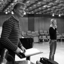 Martynas Staskus ir Edita Stundyte. M.Aleksos nuotr.