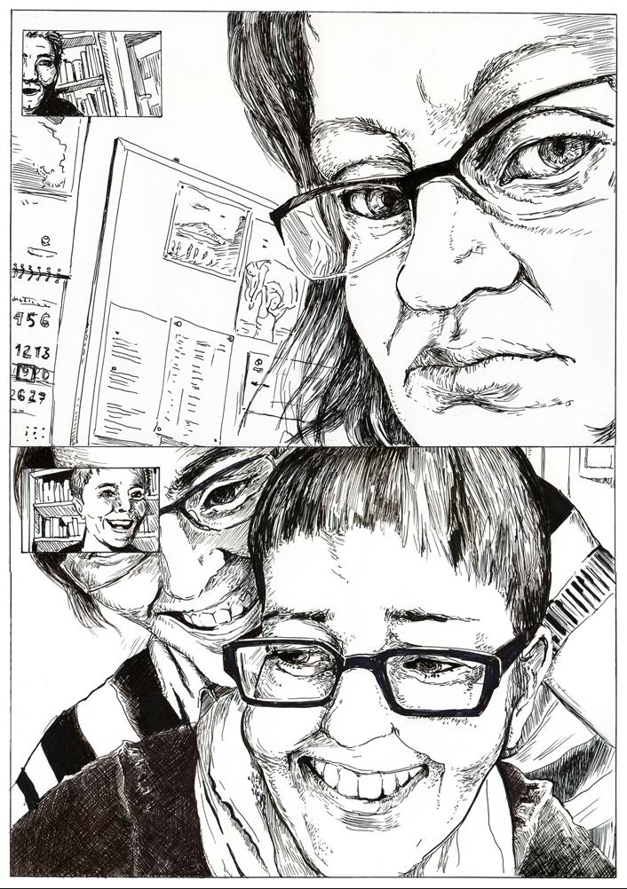 Kaune atidaroma komiksų paroda atskleis visas moterų paslaptis