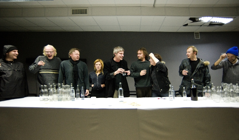 Oskaro Koršunovo teatro aktoriai kviečia į jaukų susitikimą