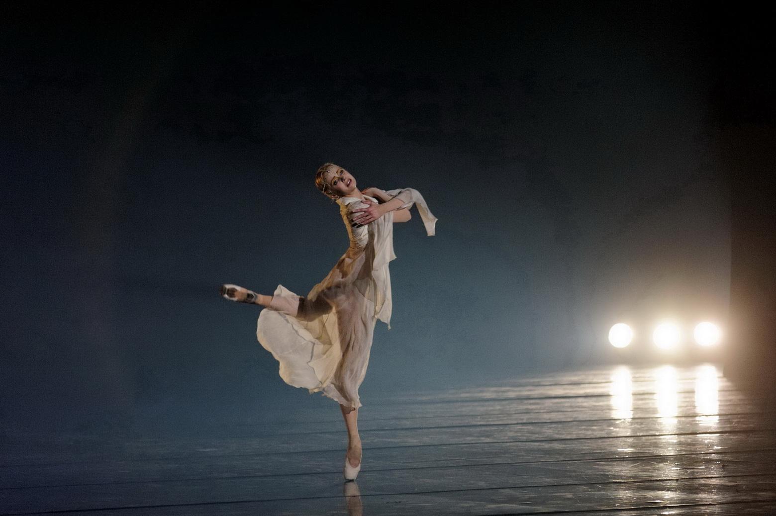 """""""Operos Švyturio"""" laureatė Inga Cibulskytė pirmą kartą šoks Dezdemoną"""