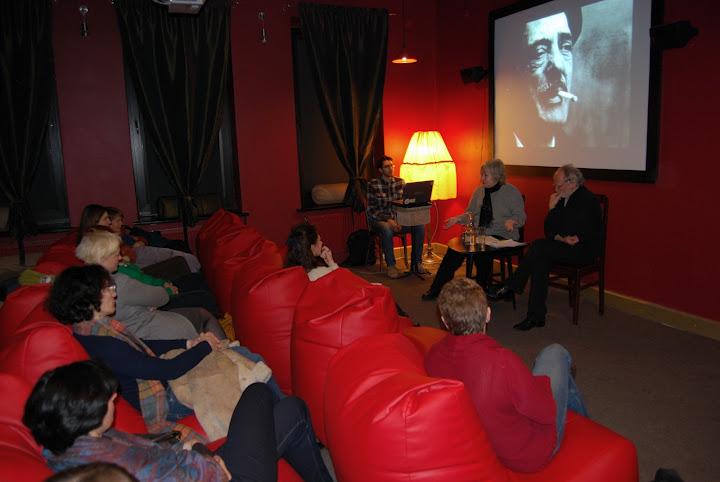 """Kino teatras """"Pasaka"""" kviečia į susitikimus su žymiausiais lietuvių kino režisieriais"""