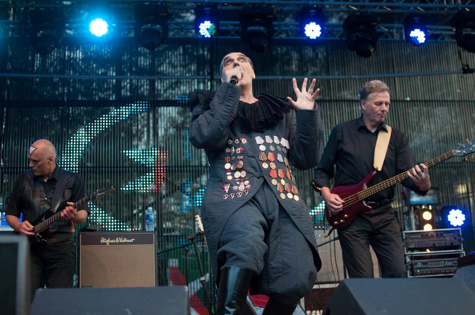 """Ruošdamasis """"Anties"""" vasaros koncertams Algirdas Kaušpėdas atsisakė alaus ir cigarečių"""