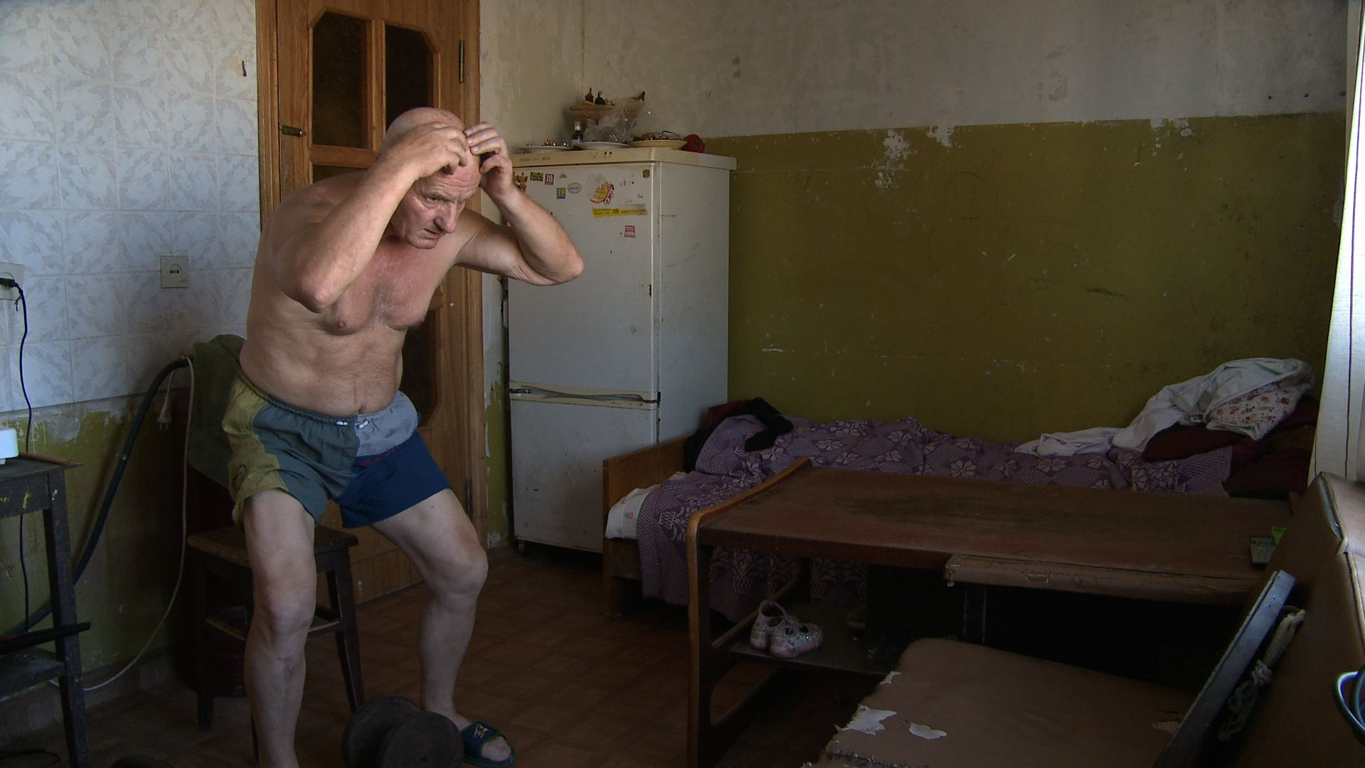 """Marato Sargsyano """"Tėvas"""" triumfavo viename didžiausių Europos dokumentinių filmų festivalyje"""