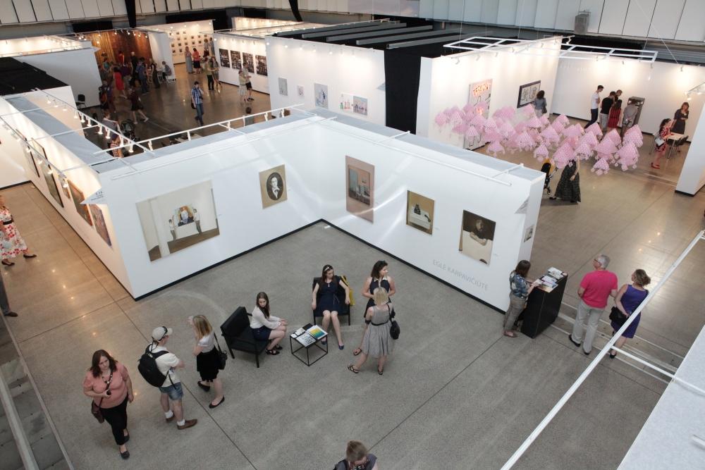 Meno mugė ARTVILNIUS'13 išjudino meno rinką Lietuvoje