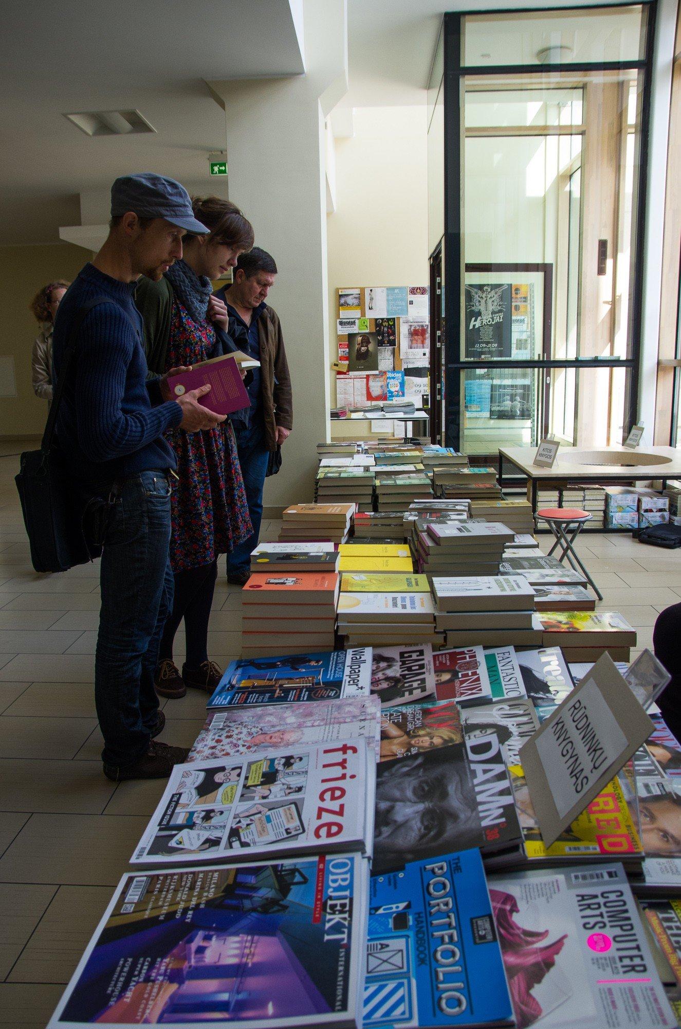 """Vilniaus knygų festivalis: """"Naujuoju knygnešiu"""" paskelbtas Marius Burokas"""