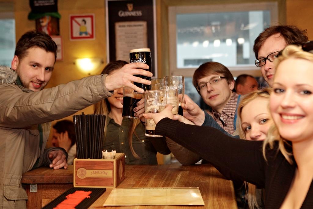Guinnesso diena tampa tradicija Lietuvoje