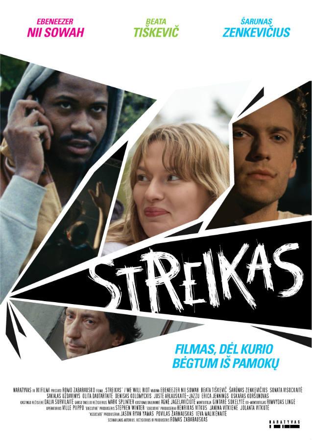 """Romo Zabarausko """"Streikas"""" skelbia premjeras Niujorke ir Toronte, kvies bėgti iš pamokų Lietuvoje"""