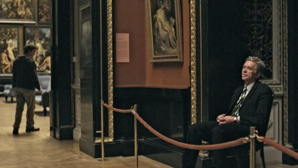 """Gyvenimą keičiantys paveikslai filme """"Muziejaus darbo laikas"""""""