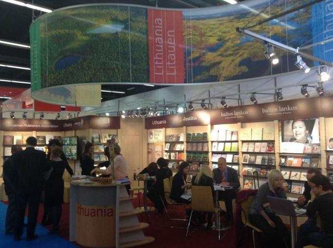 Frankfurto knygų mugėje – naujos leidybinės iniciatyvos