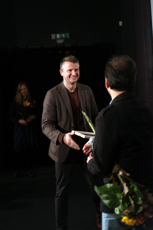 ilniaus dokumentinių filmų festivalio uždarymo vakarą paskelbti konkurso nugalėtojai