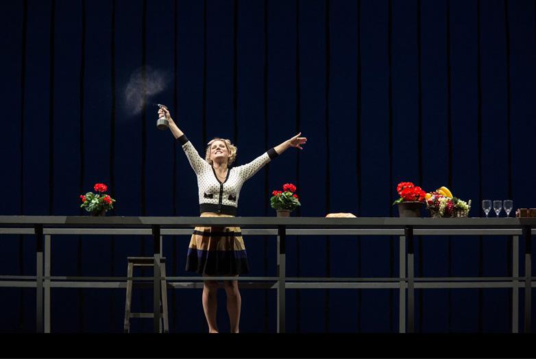 Oskaro Koršunovo Bergene pastatyta Bethoveno opera – meilės ir teisingumo triumfas