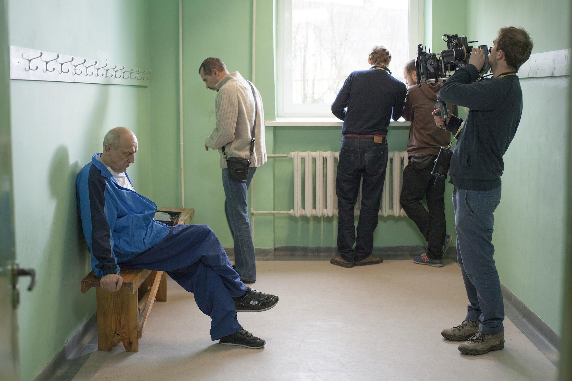Valentinas Masalskis į kino ekranus grįš jauno režisieriaus filme