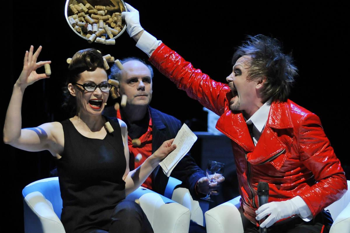 Rusų dramos teatre – Jono Vaitkaus režisuotas klaipėdiečių spektaklis