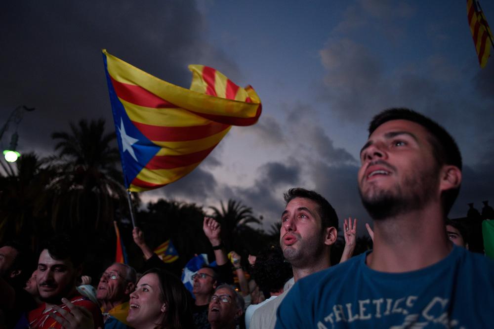 Nepriklausoma Katalonija: būti ar nebūti