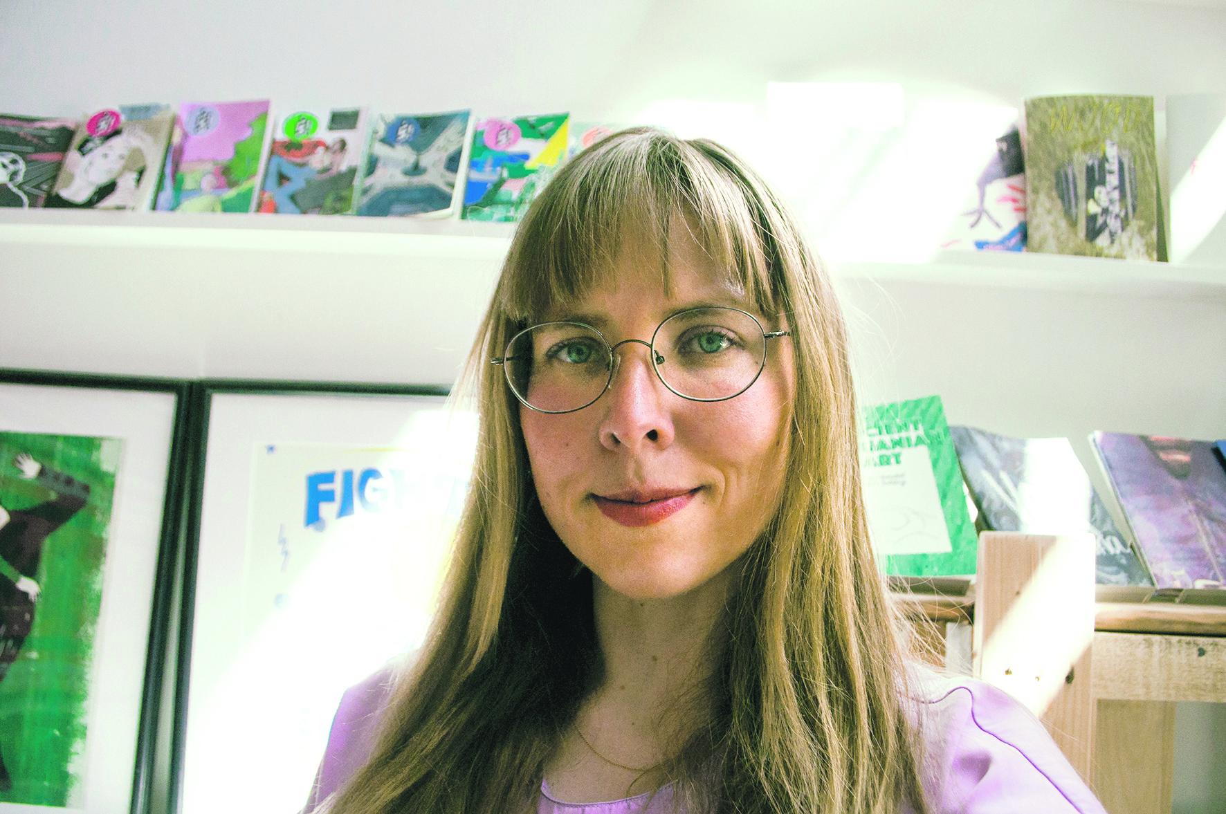 Menininkė Liisa Kruusmägi: menas yra tai, kas padaro tave gyvą