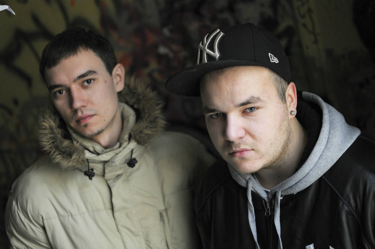 Ariantys Lietuvos hiphopo dirvoną