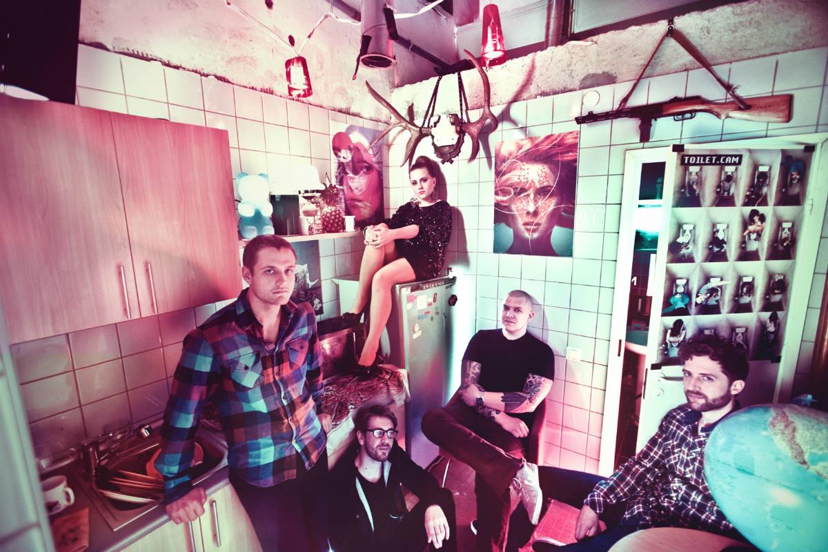 """""""Vilnius Music Week 2012"""": palydėk vasarą su """"Rasabasa"""""""