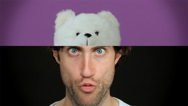 Geriausia Kalėdų dovana humoro ir muzikos mėgėjams - kultinio Beardyman šou