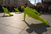 Savaitgalį – Tarptautinės šokio dienos proga staigmenos viešose Vilniaus vietose