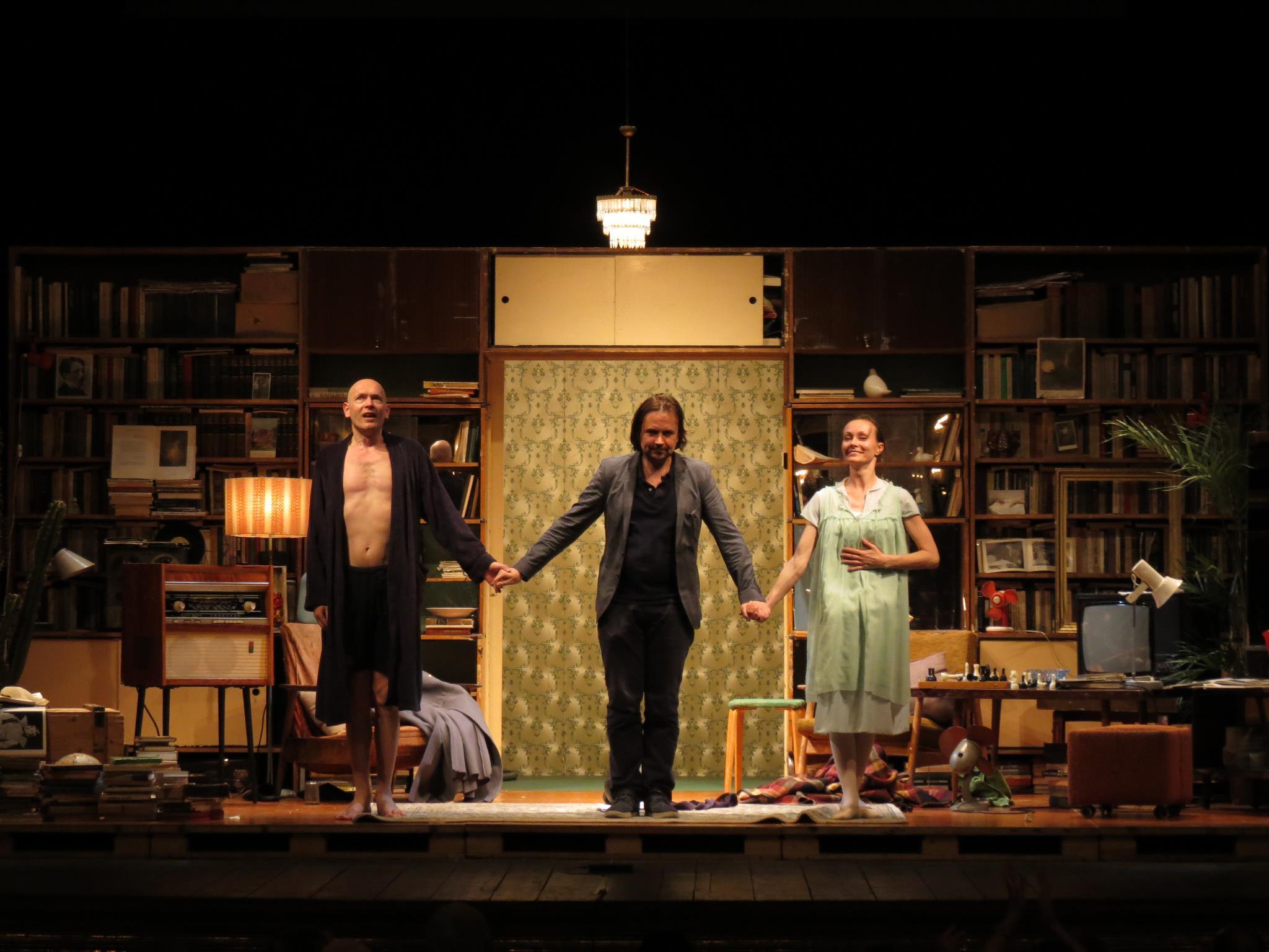 O.Koršunovo teatro klajonės Italijoje: kūrybinės dirbtuvės, publikos simpatijos ir nuostabus miestas
