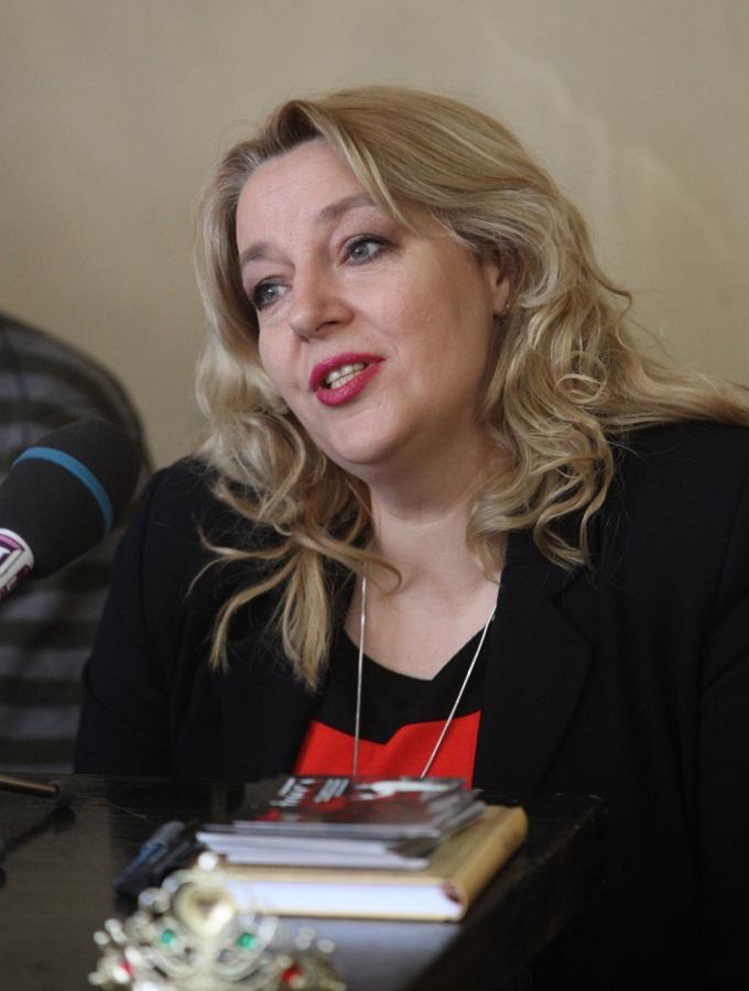 """Inesa Linaburgytė: """"Toska"""" - tai dieviška muzika ir dramatiški jausmai"""""""