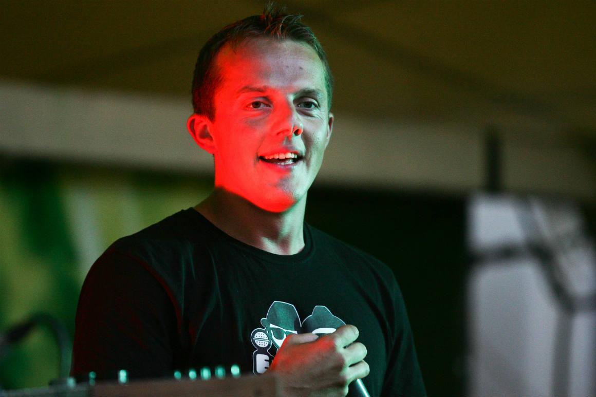 V.Alesius: lietuviško hiphopo scena didelė ir auga toliau