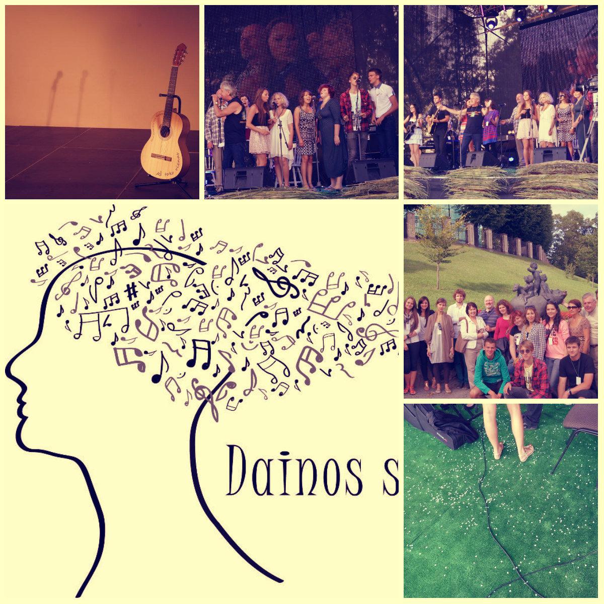 Jaunieji muzikos atlikėjai ir dainų kūrėjai kviečiami dalyvauti