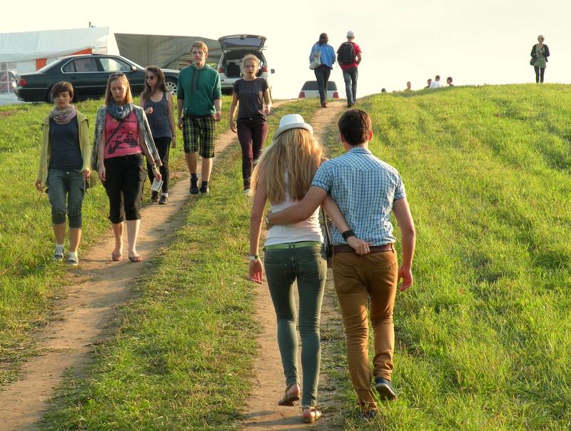Varom!: pirmas blaivus festivalis Lietuvoje