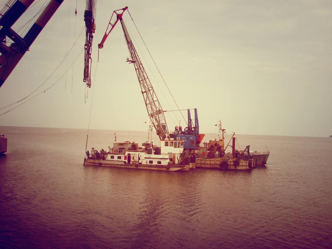 Uostas ruošiasi festivaliui RAFTA
