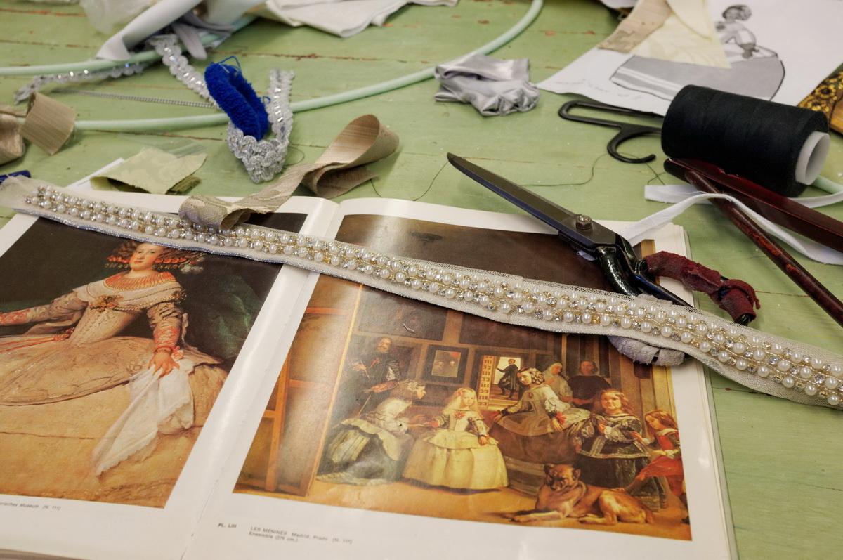 "Operoje ""Ernani"" atgis Diego Velazquezo paveikslai"
