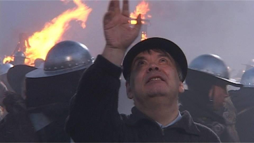 Paskutinis festivalio akordas - iškiliam rusų režisieriui A. Germanui atminti