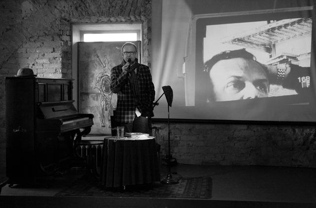 Europos literatūros naktis – jau ir Vilniuje