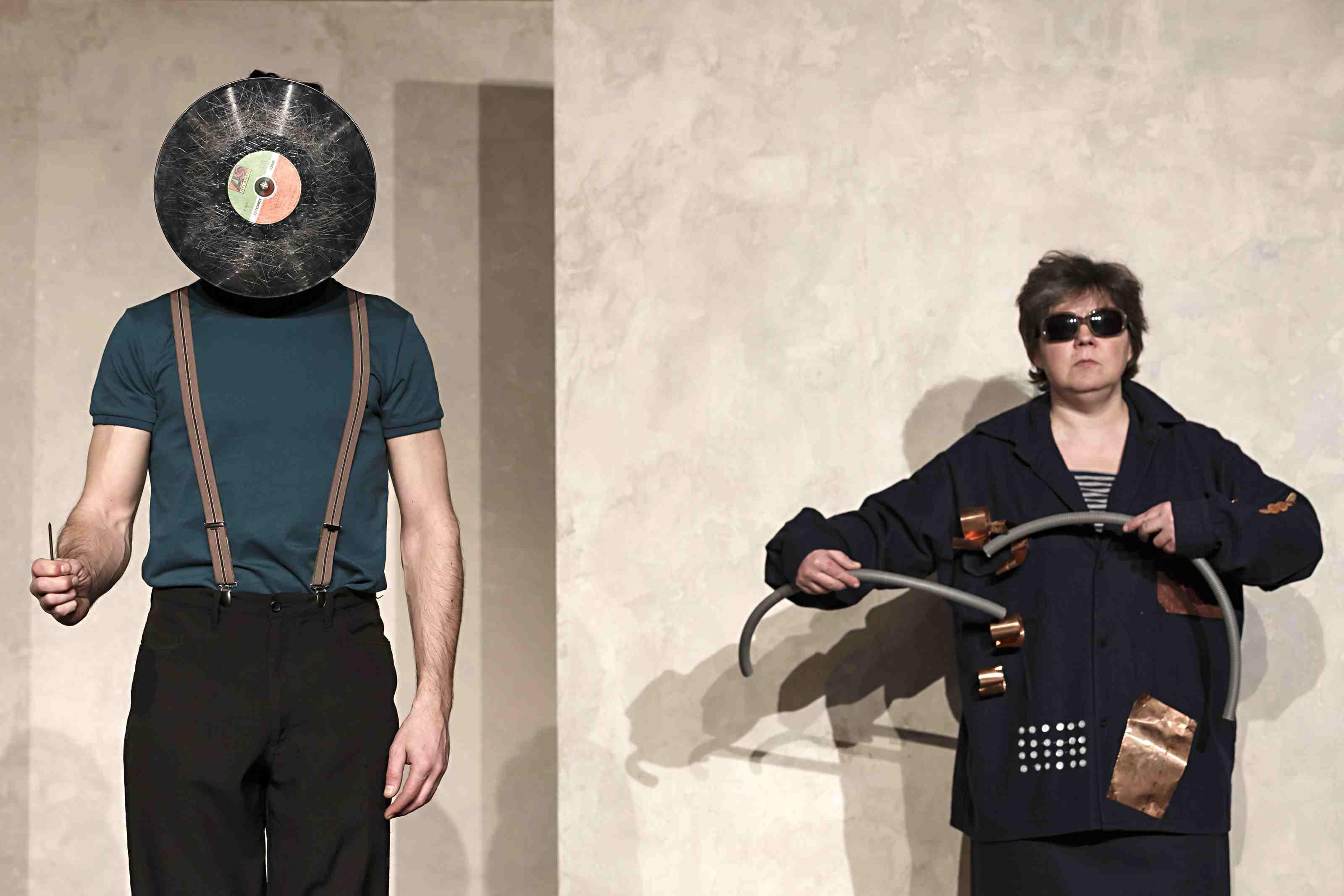 """""""Gaidos"""" muzikos teatre instrumentus keis kūdikių žindukai"""