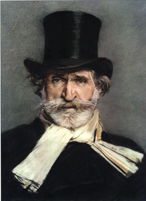 Pakalbėkime apie Giuseppe Verdi: operos genijus ar prekės ženklas?