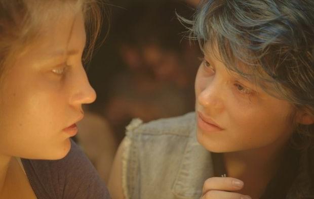 """""""Adelės gyvenimas. I ir II skyriai"""".  Nuo šiol kine tikra meilė ir tarp moterų (recenzija)"""