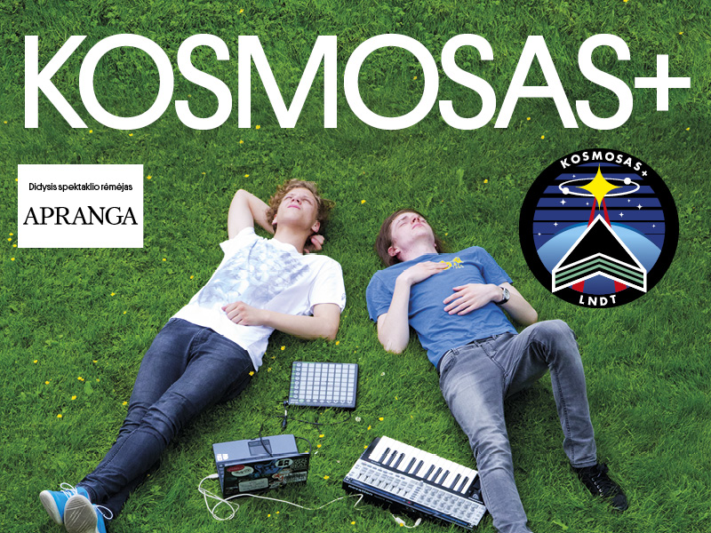 Kartu su Lietuvos žmonėmis Nacionalinis dramos teatras žvelgs į Kosmosą