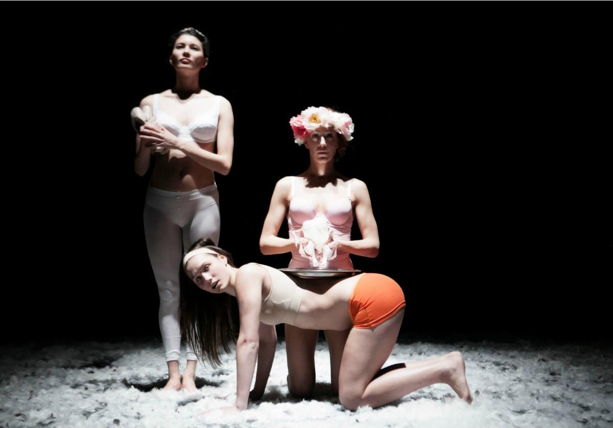 Choreografas iš Šveicarijos šventinę premjerą pristato Vilniuje