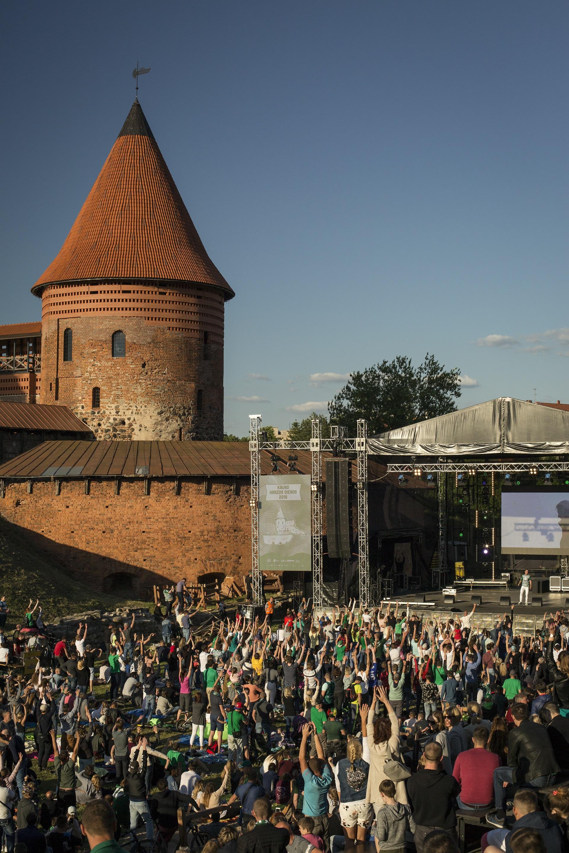 Ir Kaune jau galima gyventi...  kultūringai!