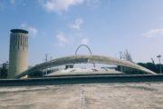 Retrofuturistinių Tripolio griuvėsių pamokos