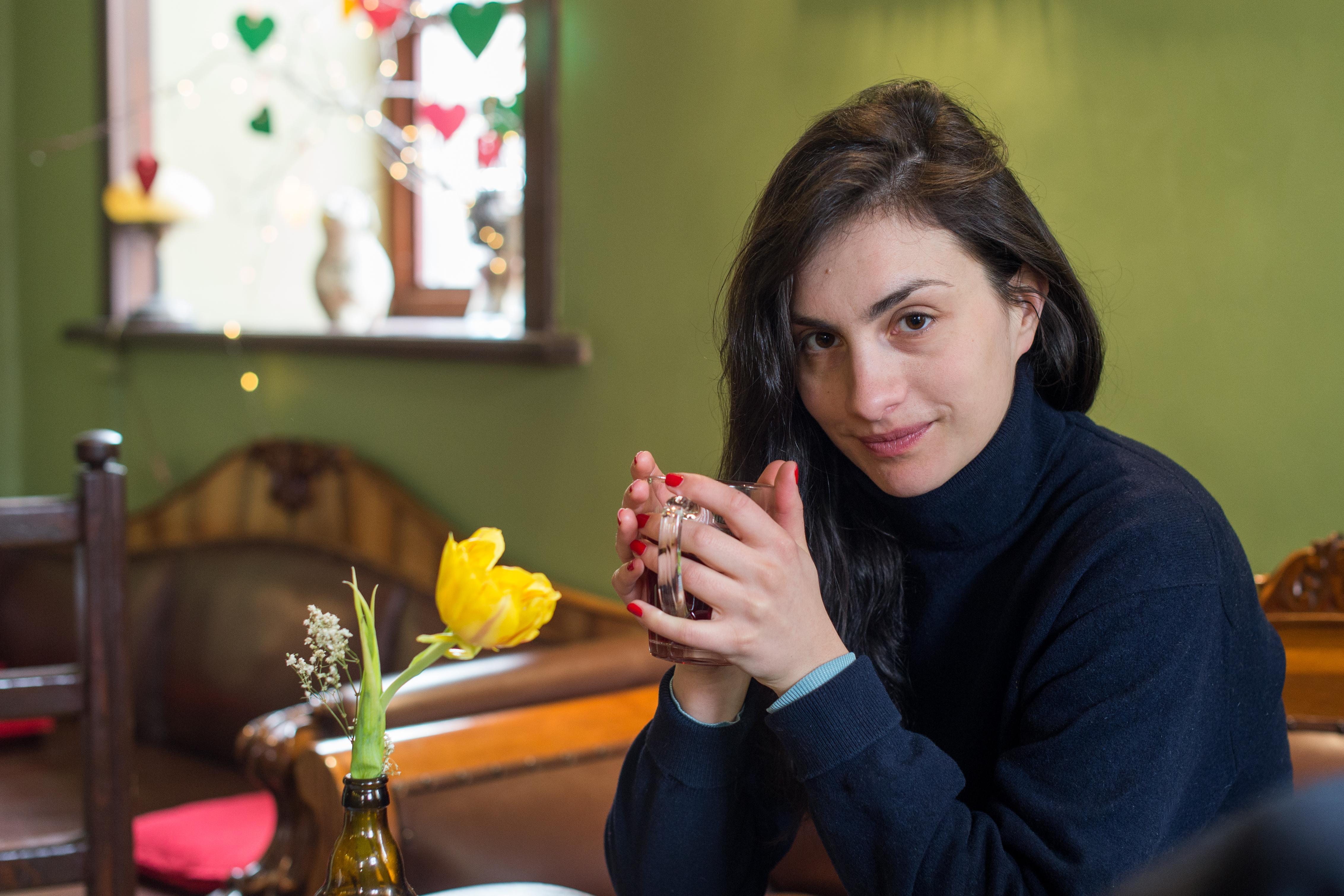 Dramaturgė Teklė Kavtaradze: mes visi labiau susiję, nei esame įpratę galvoti
