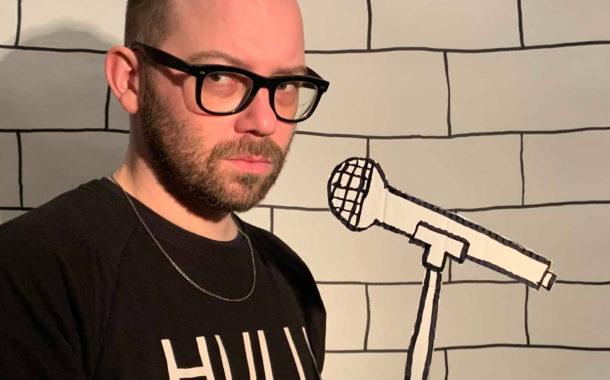 Hugleikuras Dagssonas ir jo aštrus islandiškas humoras