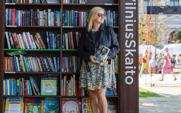 Apie knygas viešose miesto erdvėse