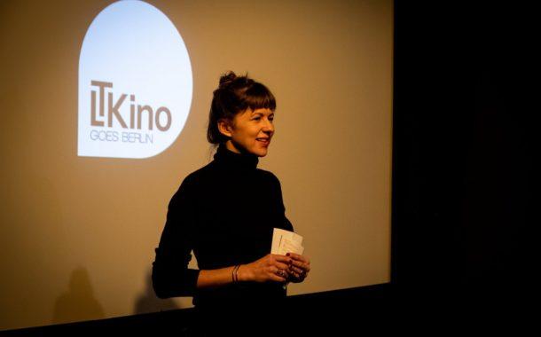 Giedrė Simanauskaitė – ieškotoja, gyvenanti dėl kino