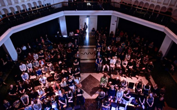 Apie ką rudenį sukasi Berlyno literatūros pasauliai